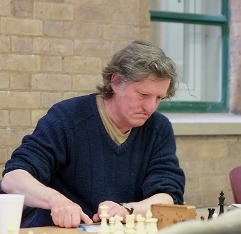 Jim Burnett - 2nd place in Open and British Champioship nominee